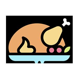 Chicken Glu