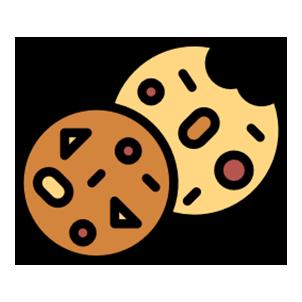 Homemade cookies Muessca