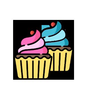 Swirlz Cupcakes